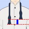 タキシードの蝶ネクタイの結び方