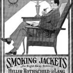 タキシードの歴史はスモーキングジャケットに始まった